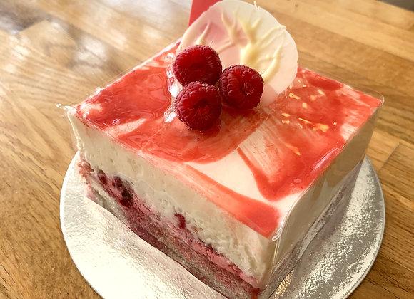 Lychee raspberry