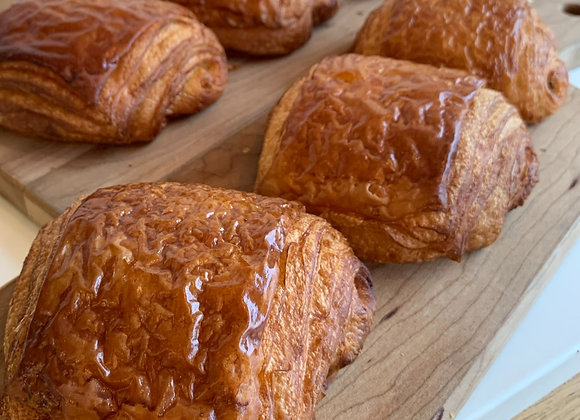 6 Chocolate croissants(Tue/Wed/Thu)