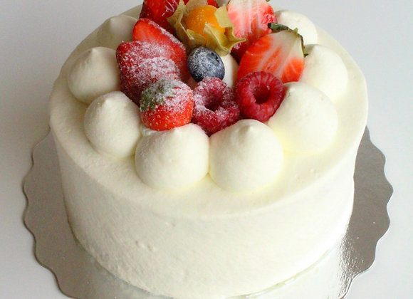 Japanese Strawberry Shortcake (Tue/Wed/Thu))