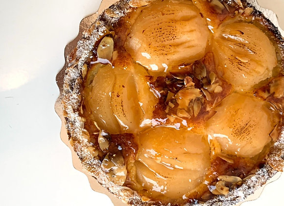 Pear Tart (Tue/Wed/Thu)