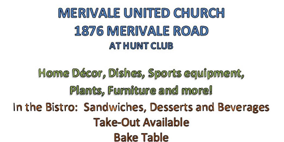 Merivale United Yard Sale
