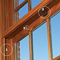 Extra Large Double Hung Windows