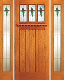 AWW Wood Entry Doors