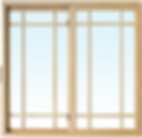 Wood Sliding Windows