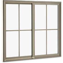 Fiberglass Gliding Window Exterior