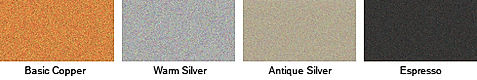 Weather Radiant Metallic Paint Colors