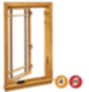 Premium Series Impact Casement Window