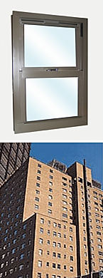 High Rise Building Windows | Terrace Doors