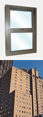 High Rise Building Windows   Terrace Doors