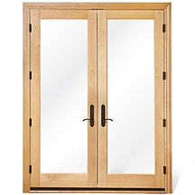 Signature Series Hinged French Door
