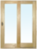 Wood French Sliding Patio Door