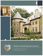 Weather Shield Signature Series Catalog