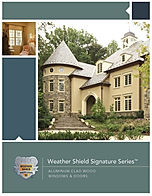 Weather Shield Signature Series Catalog