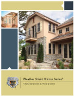 Weather Shield Vision Series Catalog