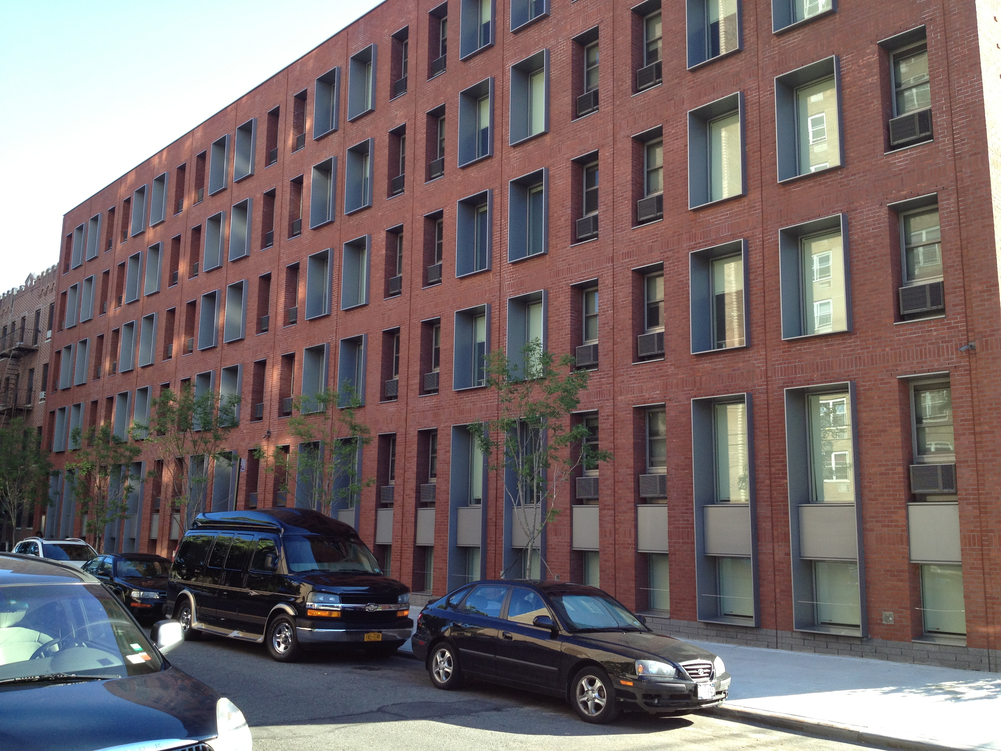 Hegeman Ave., Brooklyn, NY