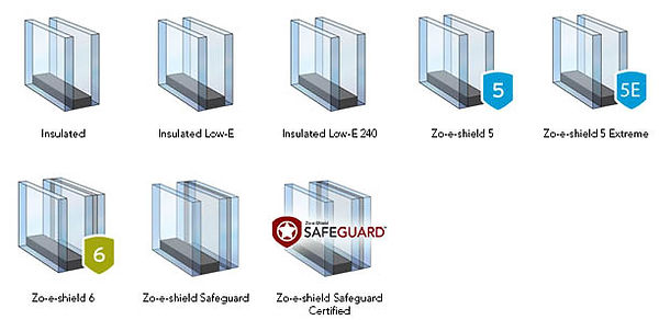 Glazing Options for Windows