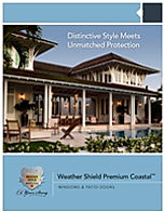 Weather Shield Premium Coastal Catalog