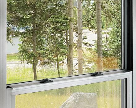 Kawneer AA3350 Double Hung Window