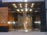Herculite Doors