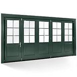 Weather Shield Premium Series Bi-Folding Door