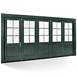 Weather Shield Premium Series Bi-Folding Door