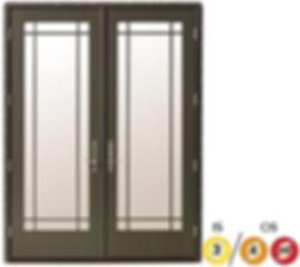 Premium Series Hinged Impact Door