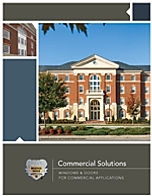 Weather Shield Commercial Solutions Catalog