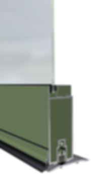 FR55 Series Door