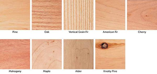 Wood Window Material Options