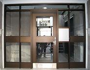 Aluminum Entrance Manufacturer