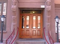 Oak Entry Doors