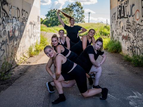 Hunter Urban Dance Studio