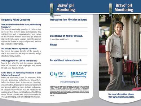 Bravo pH Consumer Brochure