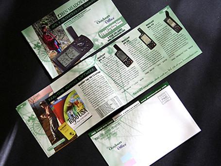 GPS Equipment Consumer Brochure