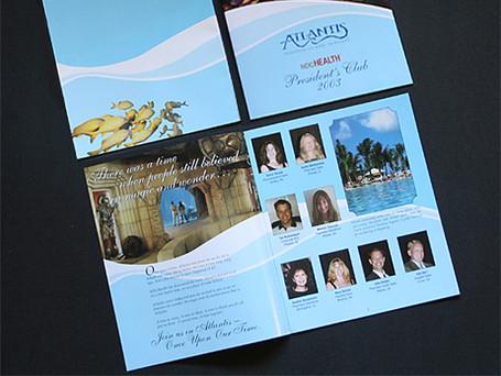 Atlantis Weekend Program
