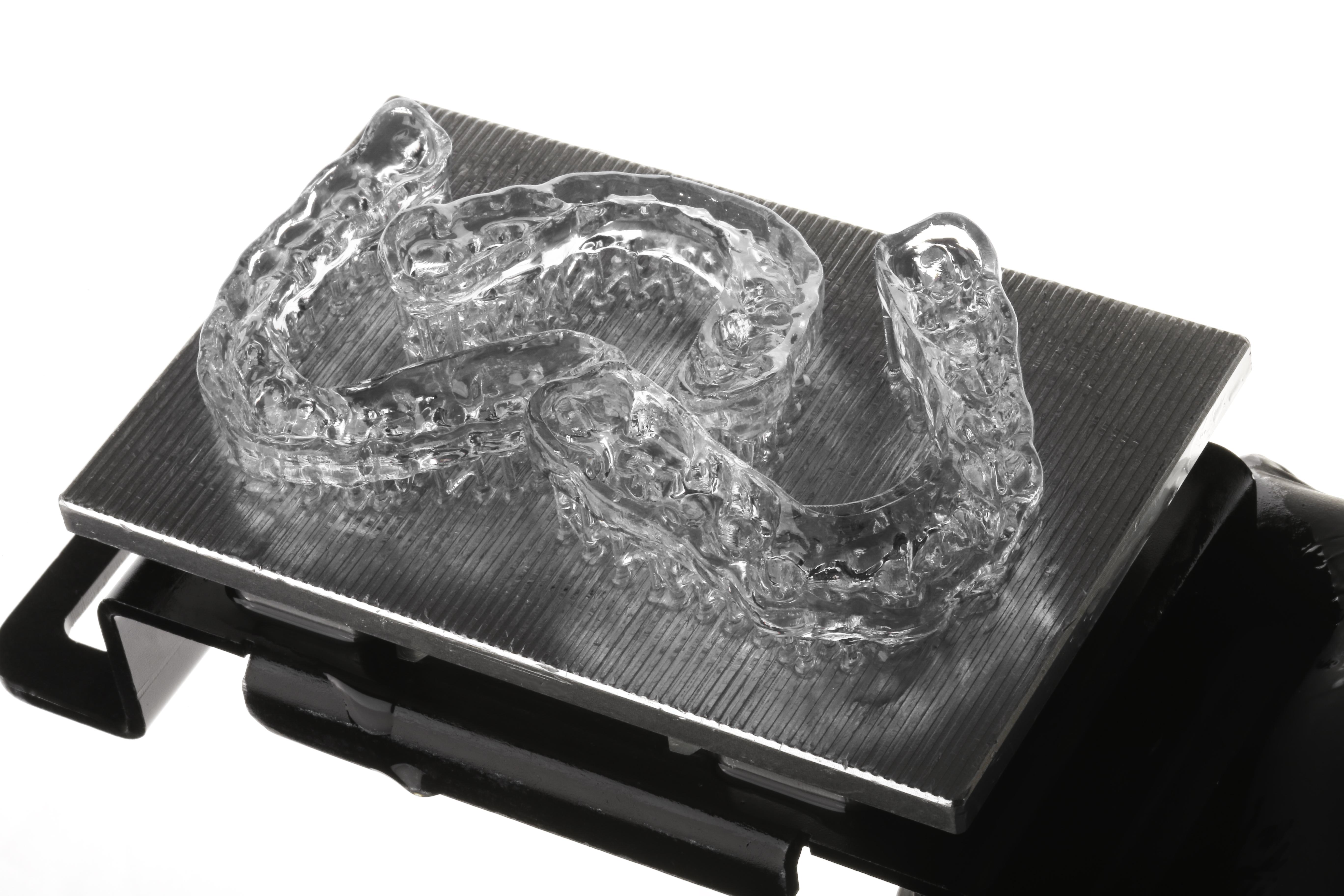 Placa de Bruxismo Prototipada 3D