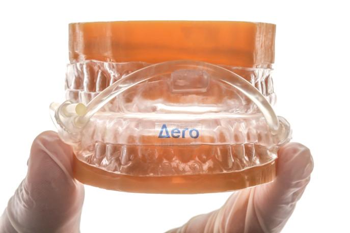 Placa de Roco Aero Shape