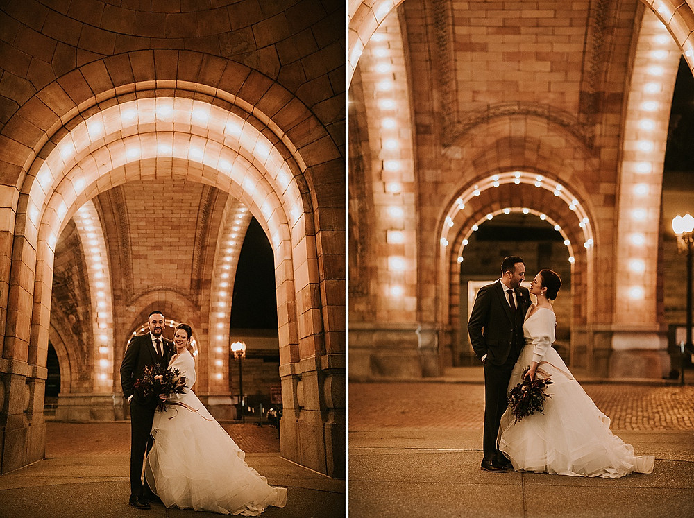 Wedding portraits in Pittsburgh