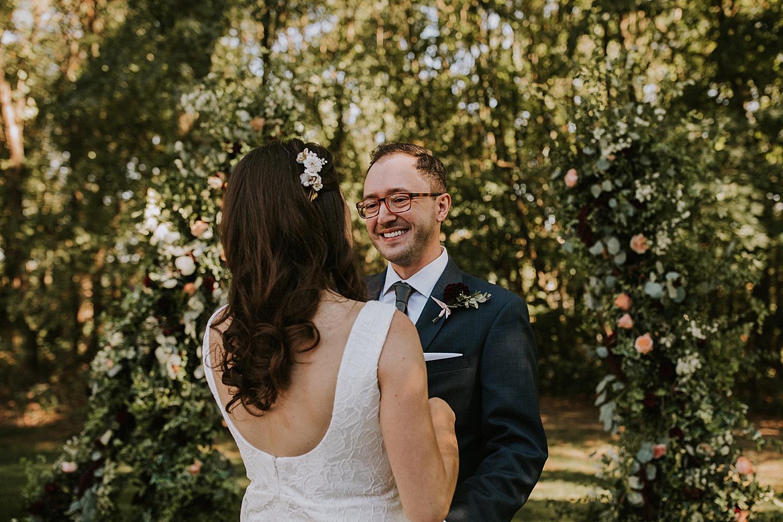 Elopement wedding in Pittsburgh