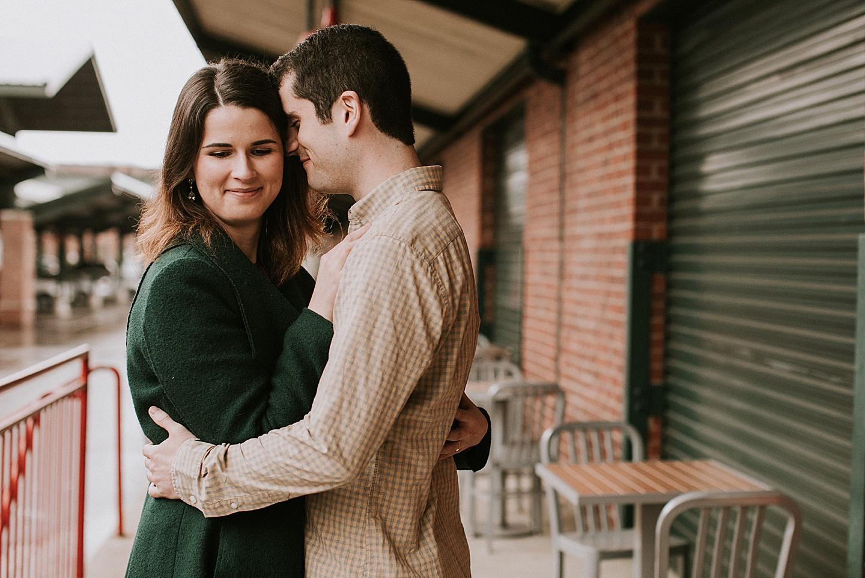 Engagement session photographers