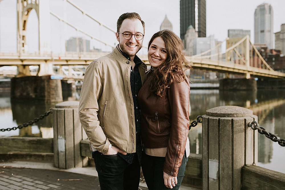 Couple photographer Pittsburgh