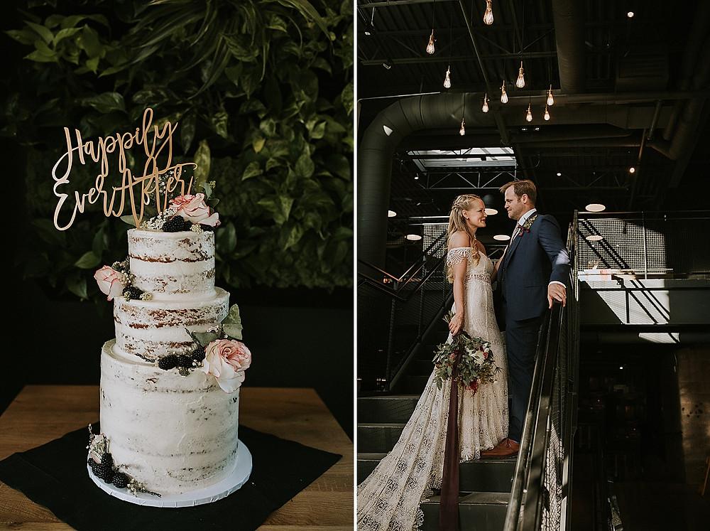 Industrial wedding venues in Pittsburgh