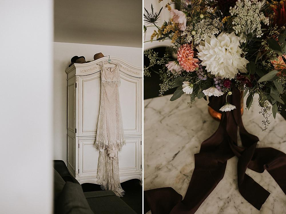 Luna Sewickley wedding dress