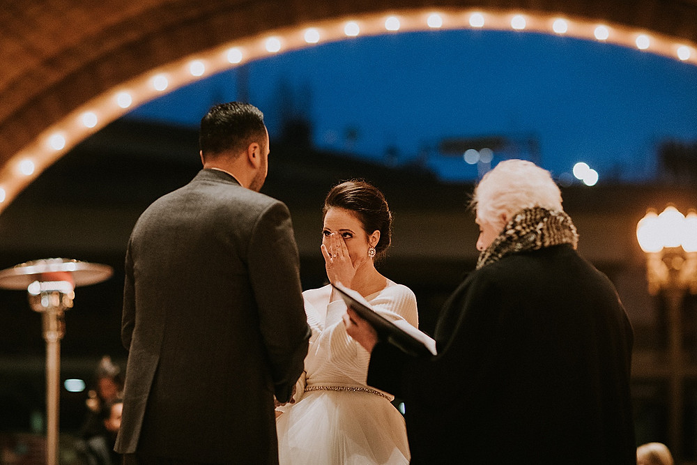 Union Station wedding in Pittsburgh