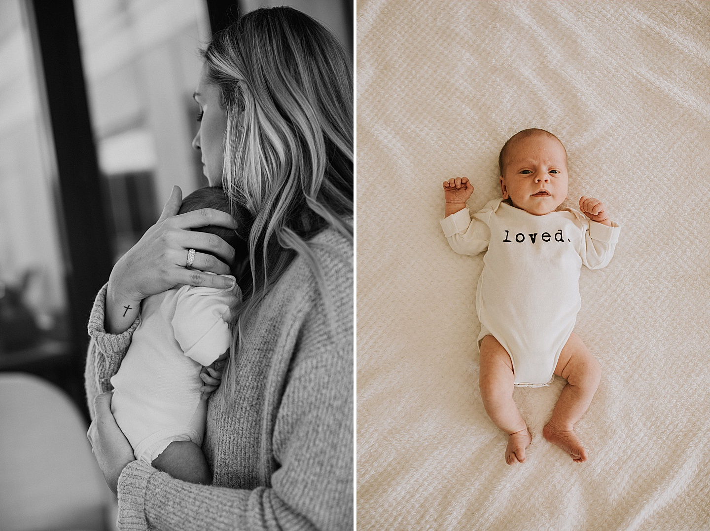 Newborn portraits Pittsburgh