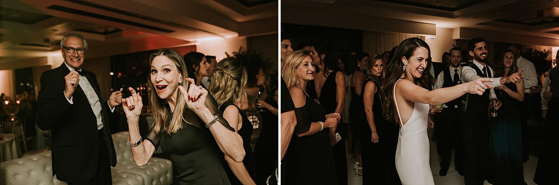 Pittsburgh wedding reception dancing