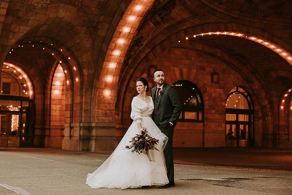 The Pennsylvanian wedding photos Pittsburgh