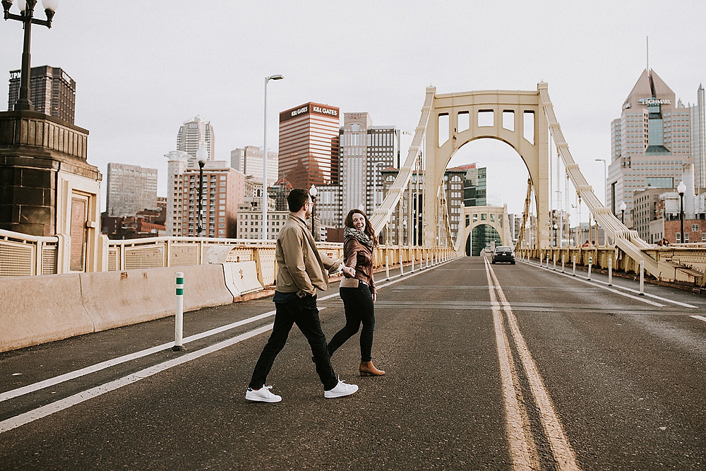 Photos with skyline in Pittsburgh