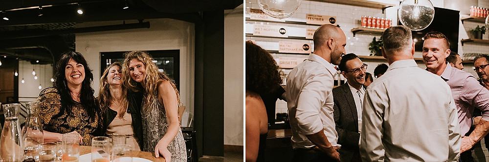 Candid Pittsburgh wedding photography