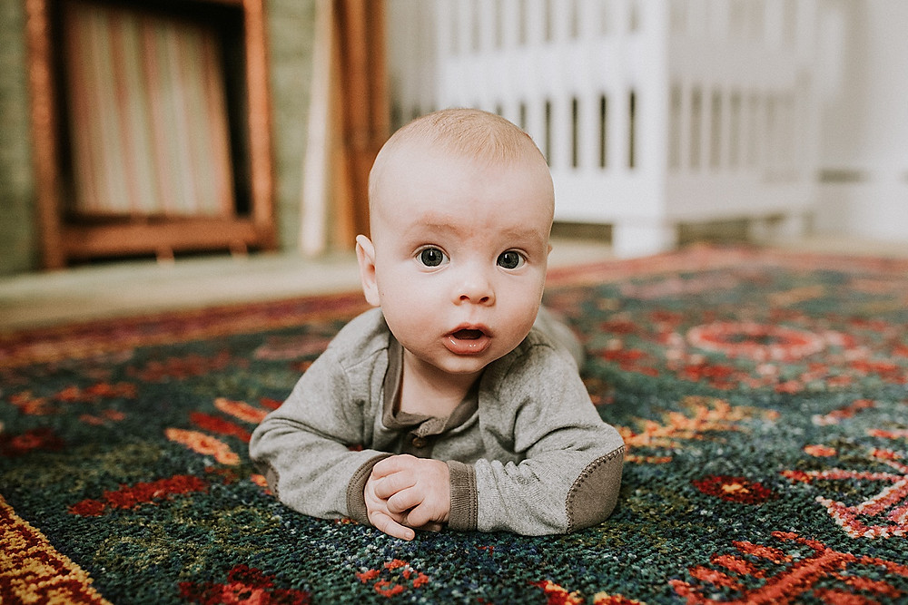 Baby portraits in Pittsburgh